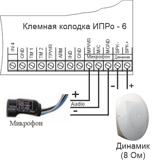 Ипро6_микрофон_динамик