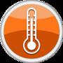 Значок температуры