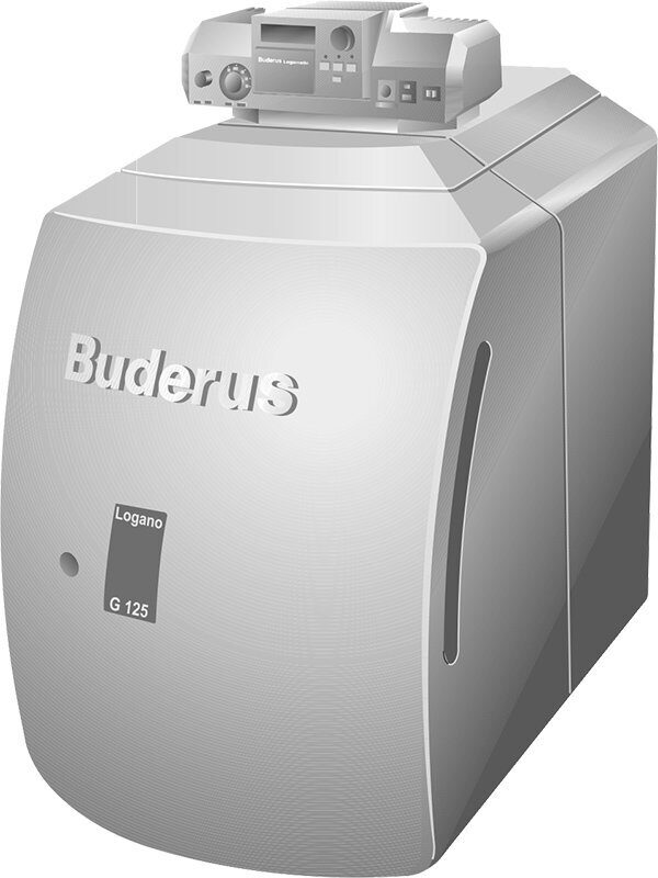 buderus-logano-G125WS-SE