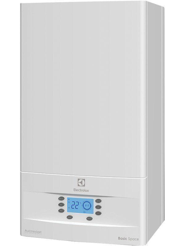 Настенный газовый котёл Electrolux GCB Basic Space Fi